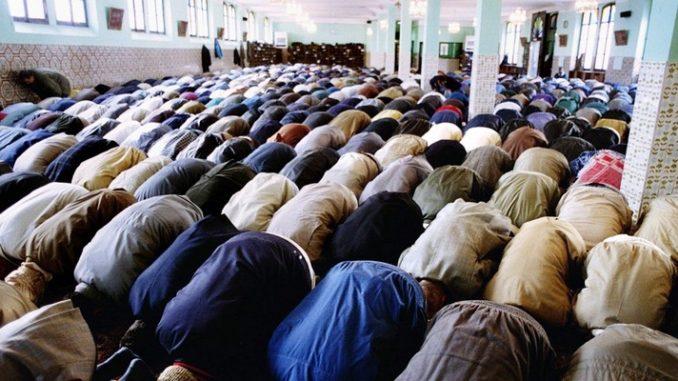 positions de la prière